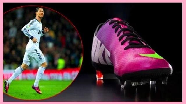 Alasan Ronaldo Ogah Pakai Sepatu Warna Hitam Jurnal 3 Cristiano fd7a2a8399